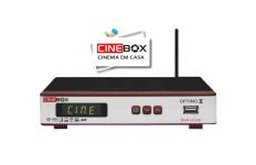 Cinebox Atualização Optimo x sks 63,58,61w - 08/07/2017