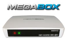 ATUALIZAÇÃO MEGABOX MG5 HD V.7.50 - 03 SETEMBRO 2017
