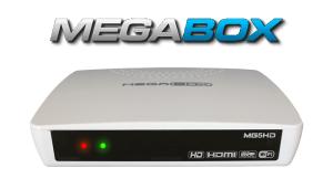 Atualização Megabox Mg5 plus v.1.55 - 17/07/2017