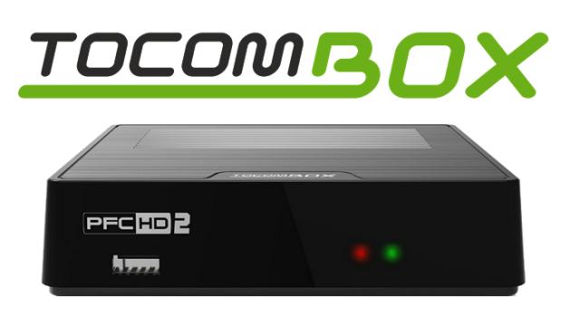 ATUALIZAÇÃO TOCOMBOX PFC 2 V.1.021 HDS E 58W - 14/05/2017