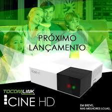 Atualização Tocomlink Cine hd v.1.020 - 01 julho 2017