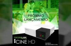 Nova atualização Tocomlink cine HD v.1.006 - Dezembro 2016 canais hds em breve!