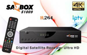 atualização SATBOX S1009