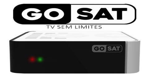 ATUALIZAÇÃO GO SAT S1 V.2.001 - 15 SETEMBRO 2017