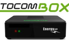 ATUALIZAÇÃO TOCOMBOX ENERGY HD V.01.034 - AGOSTO 16/08/2017