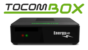 COMUNICADO E ATUALIZAÇÃO TOCOMBOX ENERGY HD V.1.033 - AGOSTO 2017