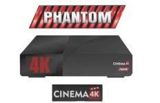 PHANTOM CINEMA 4K ATUALIZAÇÃO V.2.0.2.442 - 20 JULHO 2017