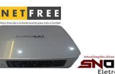 atualização Netfree Eurosat