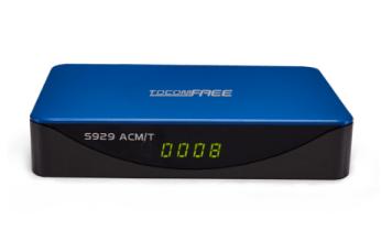 ATUALIZAÇÃO TOCOMFREE S929 ACM/T V.1.15 - NOVEMBRO 2017