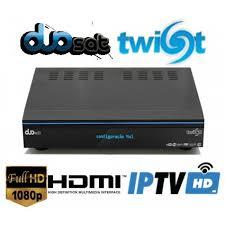 Atualização Duosat Twist hd v.6.6