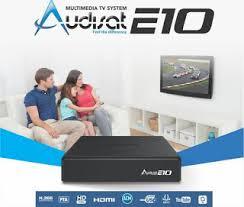Atualização Audisat E10 v.1.2.28 - 14 julho 2017