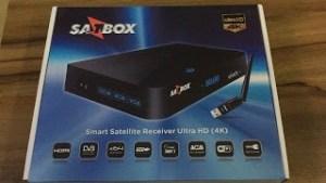 Atualização Satbox Vivo X + plus v.2.106 - 11/07/2017