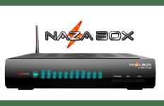 NAZABOX S1010 PLUS ATUALIZAÇÃO V.2.27 - DEZEMBRO 2017