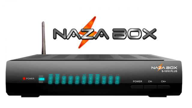 NAZABOX S1010 PLUS ATUALIZAÇÃO V2.30 - JANEIRO/2018