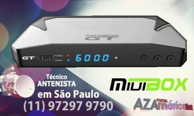 Atualização Miuibox GT Plus HD
