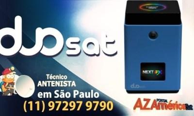 Duosat Next FX Atualização