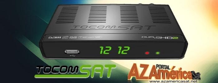 Tocomsat Duplo Lite HD2 Nova Atualização