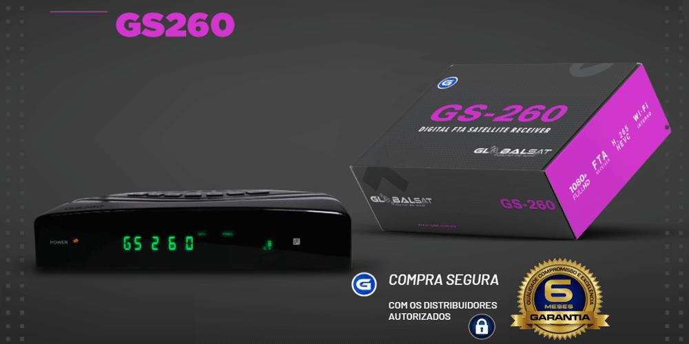 Globalsat GS260 HD