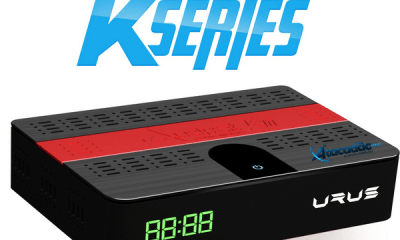 Atualização Audisat K20