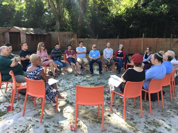 Summer learning at Open Talmud Project