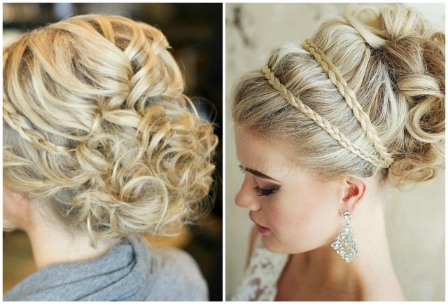 5 gorgeous updos for your bridal party | azazie | blog