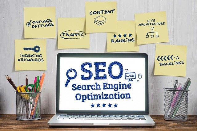 optimizacion seo web