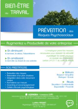 Bien-être au travail-AZENORA-IPRP-Bretagne-Finistere