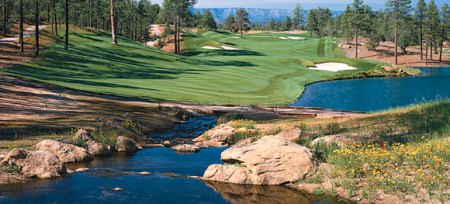 Arizona Golfer News Experience of a lifetime at The Rim Golf Club in Payson  Arizona