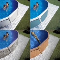 tapis de sol pour piscine gre