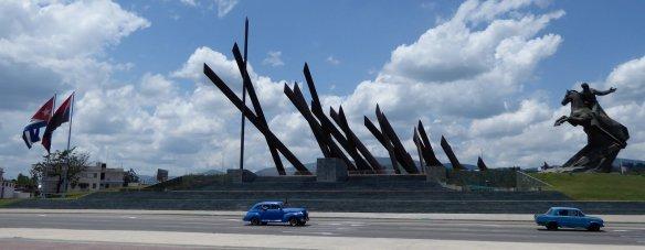 Place de la Revolucion. Santiago de Cuba