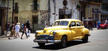 Zo schijnt altijd de zon. Havanna