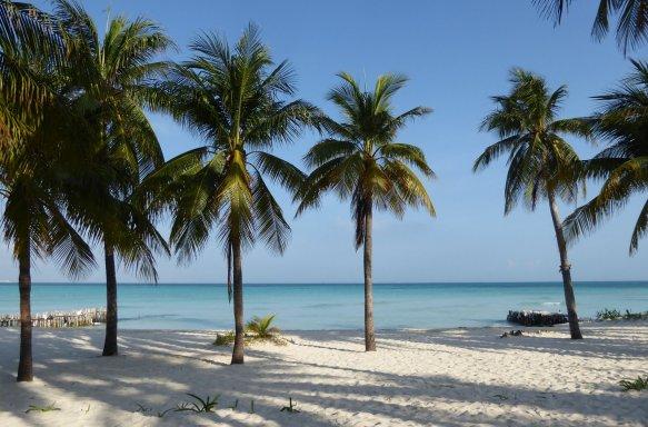 Ons stukje Playa Norte. Isla Mujeres