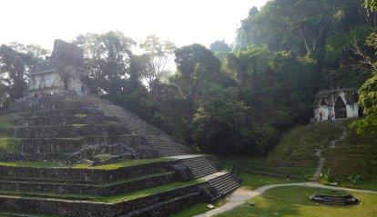 Heel mooi. Palenque