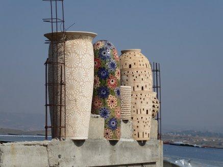 Het aardewerk van Atzompa.