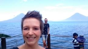 Hep'ie us. Lago Atitlán