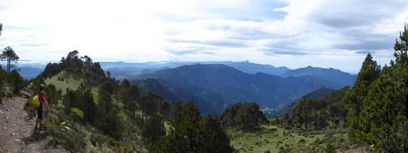 Elske geniet even van het mooie uitzicht. Tajumulco