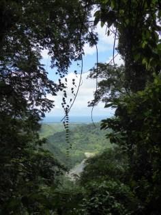 Uitzichtje. Pico Bonito