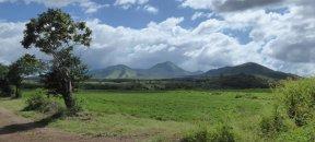 Als je heel goed kijkt is hij daar: Cerro Negro