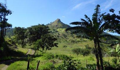 Schrik niet maar dit bergje hebben we overgeslagen. Matagalpa