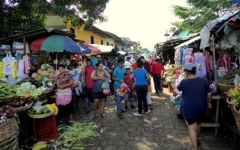 Markt. Jinotega