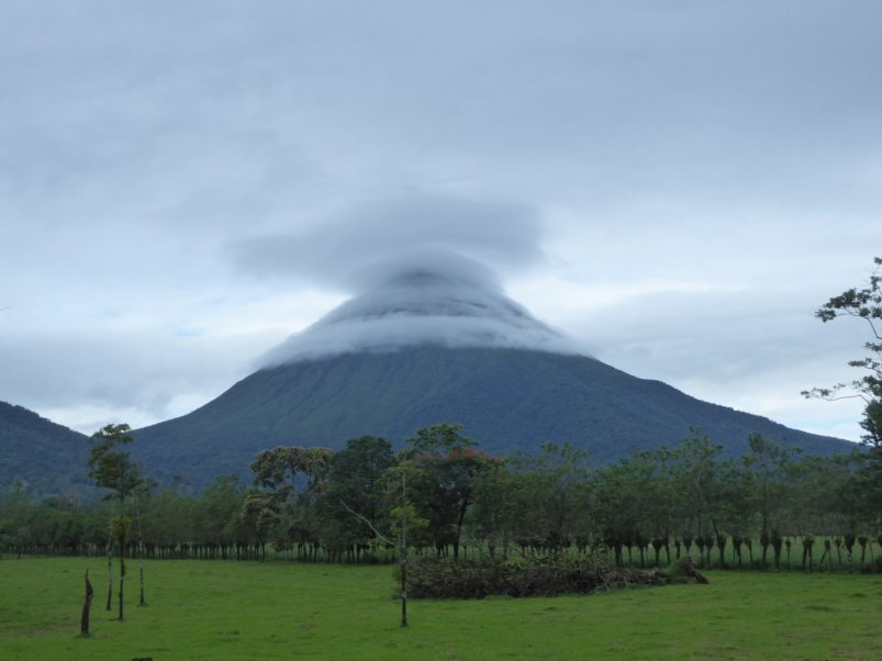 Volcán Arenal. (Costa Rica)