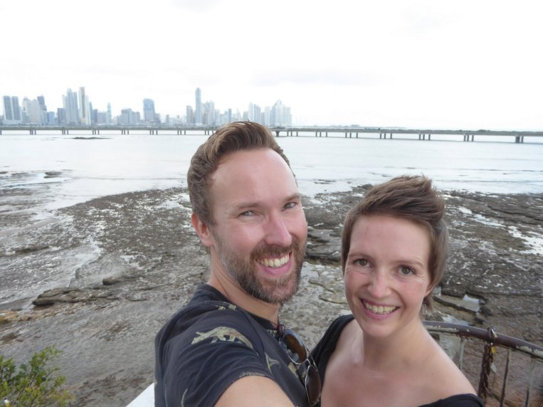 Hep'ie us. Panama City
