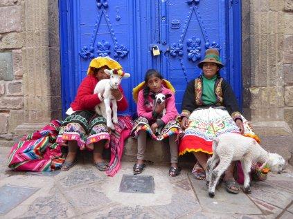Lekker nep. Wel skattig! Cusco