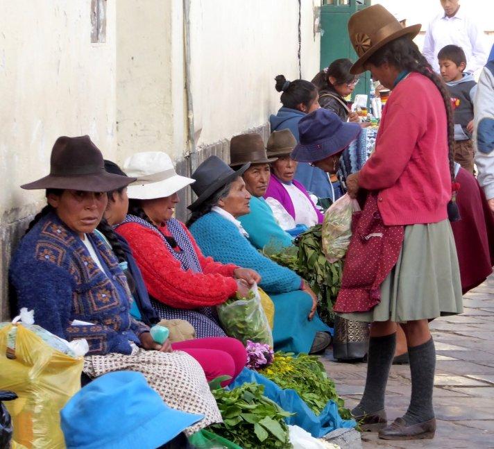 Hoedjes! Cusco