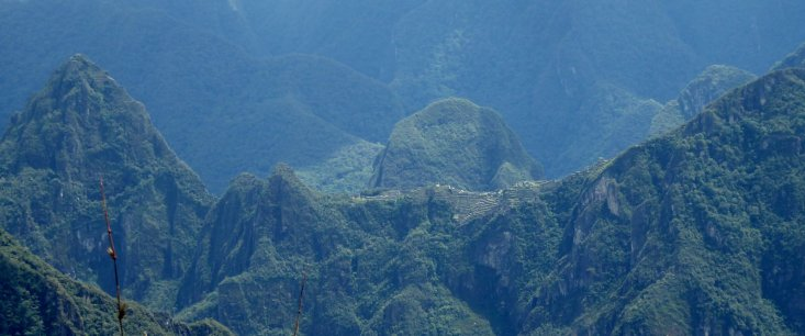 Machu Picchu here we come! Onderweg naar