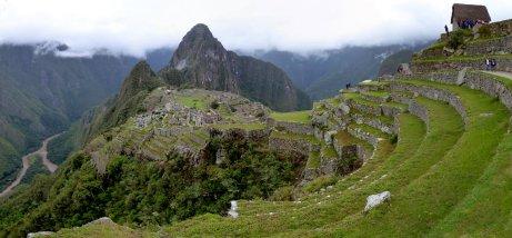 Machtig Machu Picchu!!