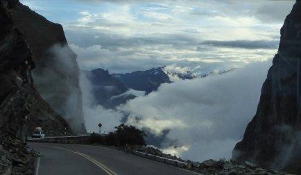 Peruscape. Onderweg terug van Cusco