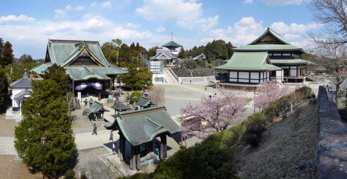 Naritasan Shinshō-ji Temple. Narita