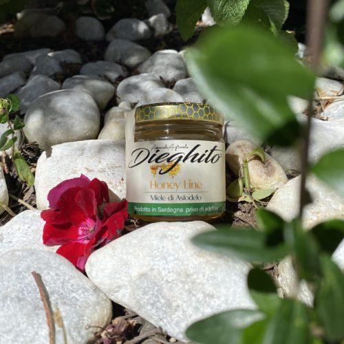 Miele di Asfodelo di Sardegna, 100% Naturale