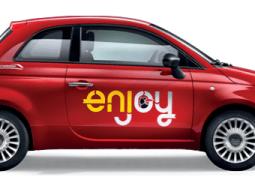 ENI - Fiat 500 Enjoy